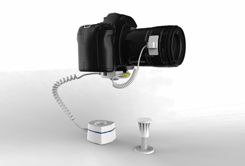 عرض مستقل كاميرا الأمن حامل