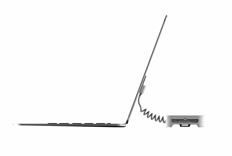 جهاز عرض أمان الكمبيوتر المحمول